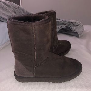 UGG Shoes - Brown Ugg Boots